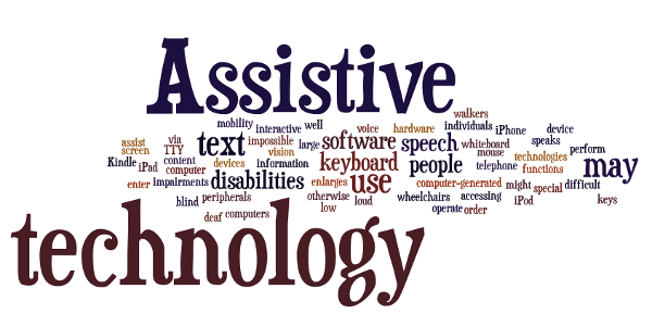 Pros and cons of assistive technology
