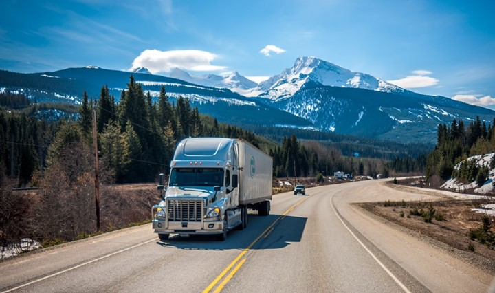 Pros and cons of truck driving
