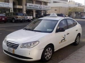 Jeddah Taxi Car