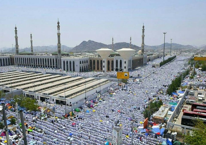 Hajj 2017 in Pictures