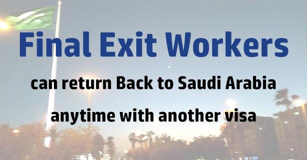 no-ban-final-exit-on-returning-saudi-arabia