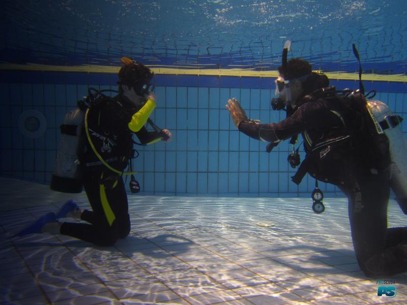 Start duikcursussen bij ProScuba