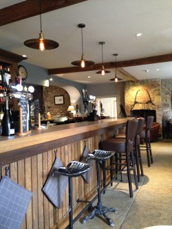 Prosecco and Pie reviews The Northumberland Arms Felton (44)