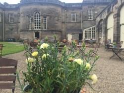 Prosecco and Pie visits Seaton Deleval Hall National Trust July 2015 (6)