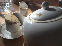 Prosecco and Pie lifestyle blog takes tea with Ringtons