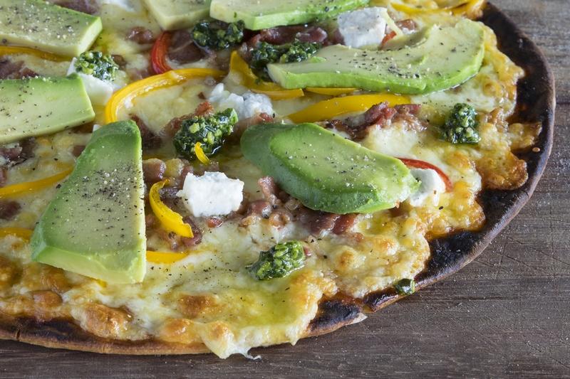 Food photographer De Kloof Restaurant_pizza