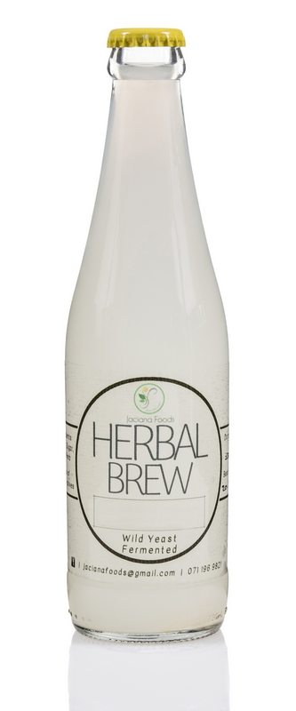 Herbal Brew Caraway wild yeast fermented drink