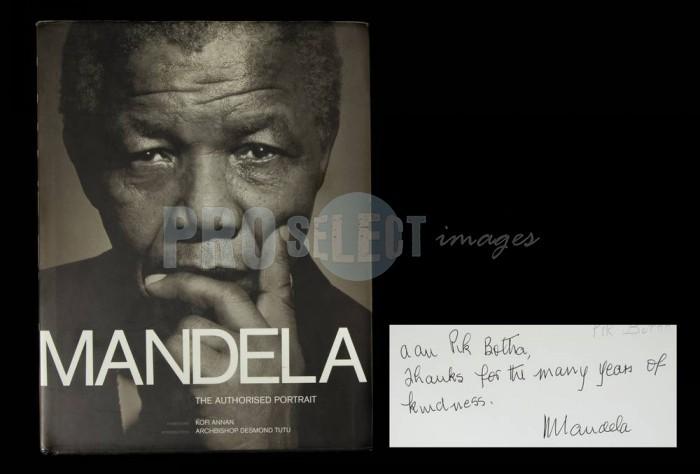 Mandela - the authorised portrait