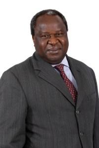 Minister of Finance Tito Mboweni