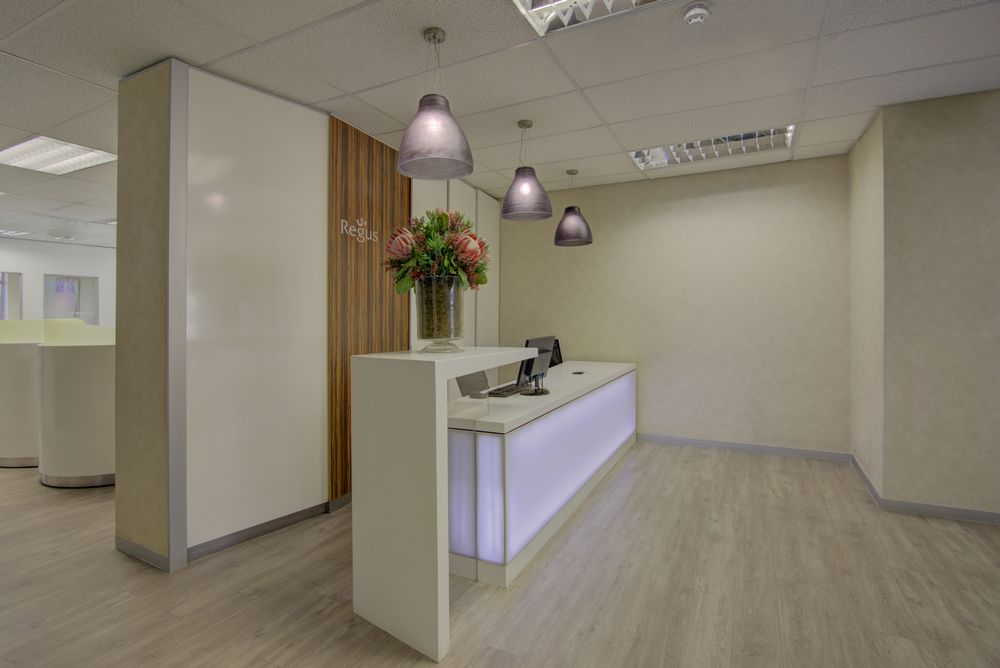 Reseption Regus_Real estate photographer