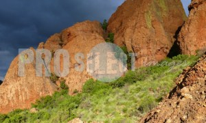 Boulders Cederberg mountains | ProSelect-images