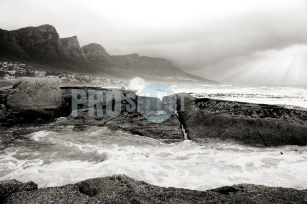 Camps Bay panorama | ProSelect-images