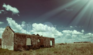 Countryside ruin Villiers | ProSelect-images