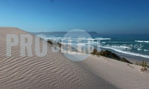Hermanus coastline sand dunes | ProSelect-images