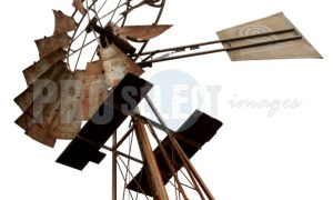 Isolated windpump Malmesbury | ProSelect-images