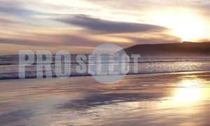 Muizenberg pastel evening | ProSelect-images