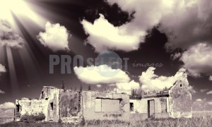 Old farm house ruin | ProSelect-images