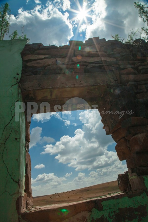 Ruined cloud view | ProSelect-images