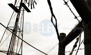 Windpump and fence | ProSelect-images