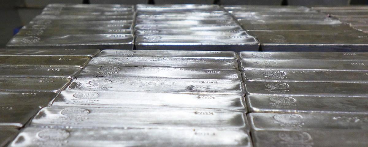 Silber jetzt sehr günstig