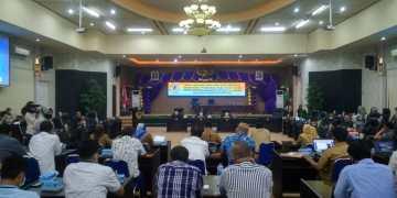DPRD Kota Gorontalo Gelar Rapat Gabungan Komisi