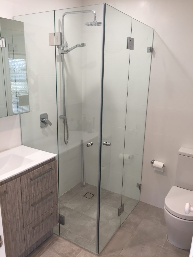 Frameless Shower Screens Shower Screens Sydney Free Quote