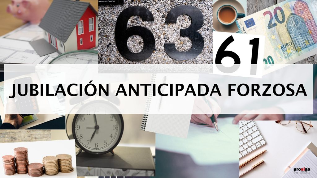 JUBILACION ANTICIPADA FORZOSA