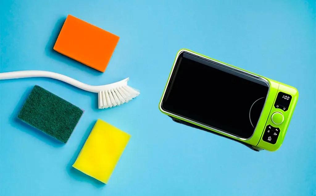 El microondas un gran aliado para la desinfección en el hogar