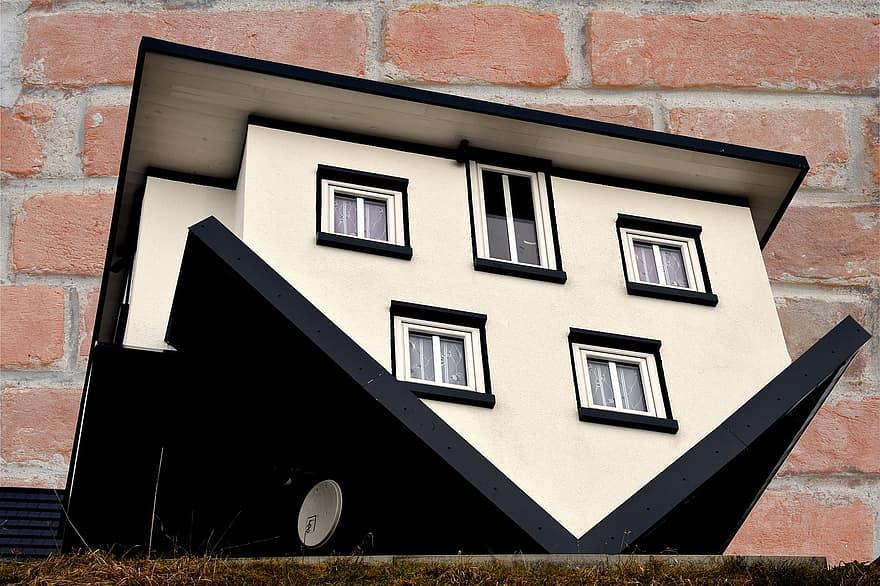 hipoteca inversa - casa al revés