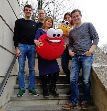 Team der Prosodiya Förderstudie