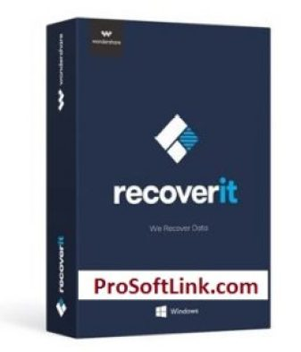 Wondershare Recoverit 8.2.5.6 Crack With Serial Key 2019 Free Download