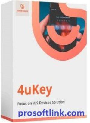 4uKey 2.1.4.8 Crack License Key With Registration Code 2020 Free Download (Mac + Windows)