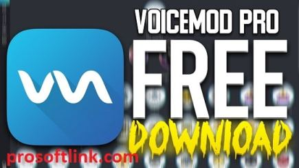Voicemod Pro 2.5.0.4 Crack License Key With Torrent Free Download (2021)