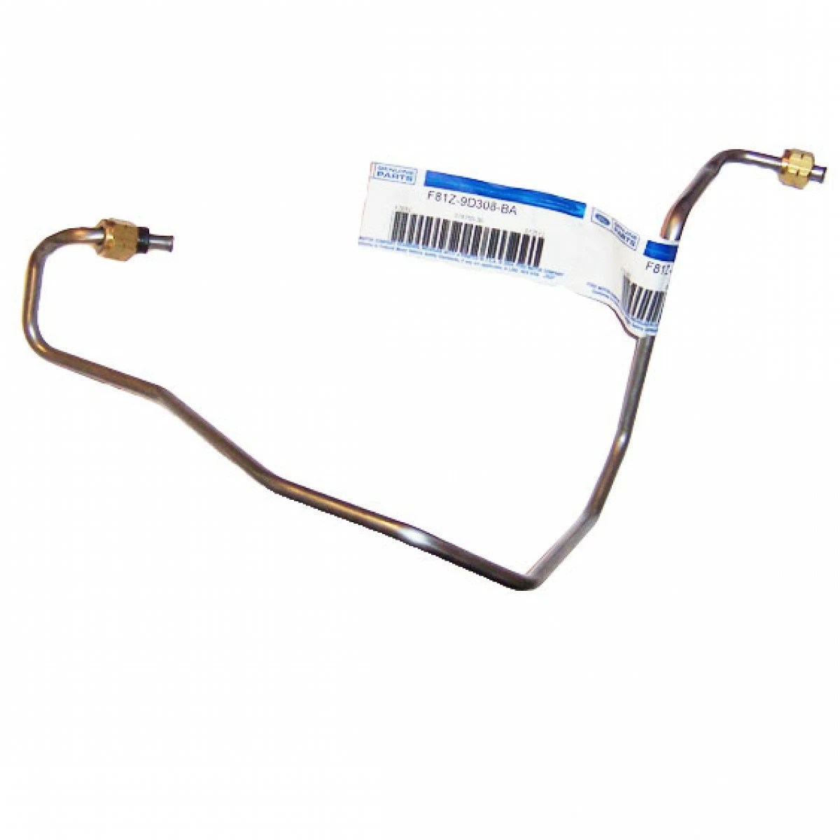 Oem Ford Drivers Side Fuel Line For 99 03 7 3l Powerstroke