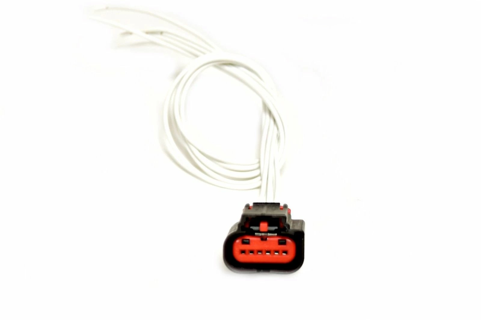 6 Wire Maf Mass Airflow Sensor Pigtail For 6 4l 08 10