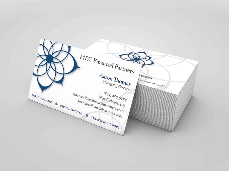 Houston | Industrial Business Card Mockups