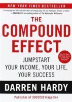 Compound Effect Kunsten å ta de små skrittene hver dag. Jobb smart. Jobb med prospecta salgsverktøy The compound effect for å jobbe smartere