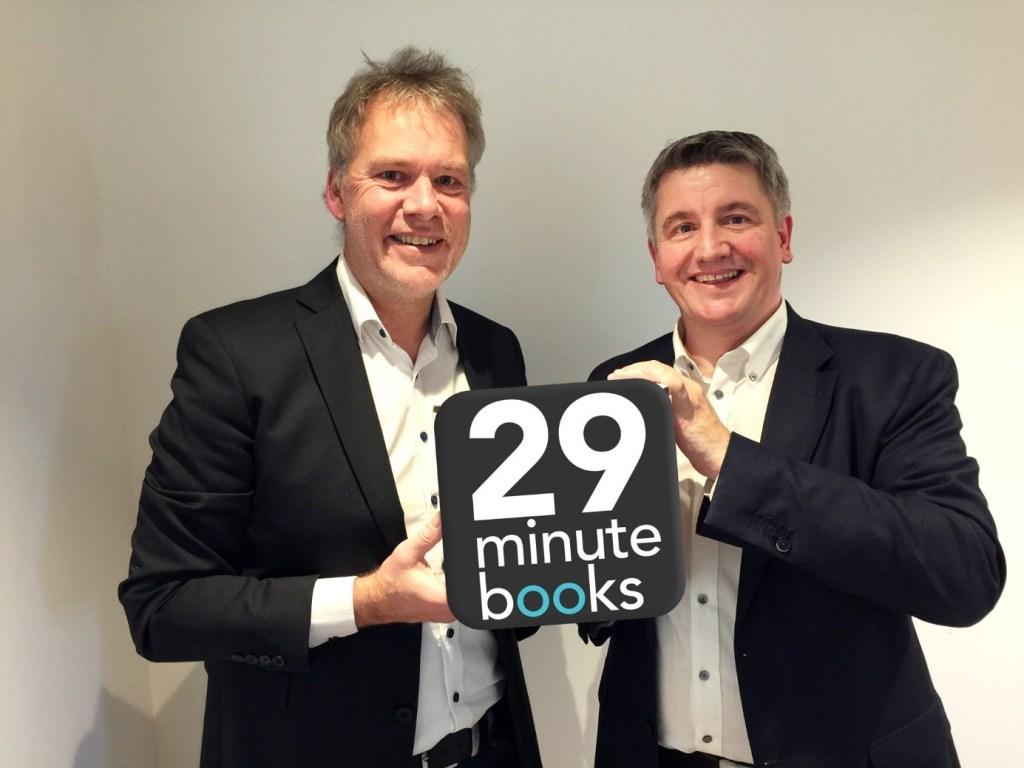 lydbøker selg mer bli smartere 29 minute books og prospecta