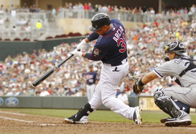 Oswaldo Arcia may be in a make-or-break situation with the Minnesota Twins.