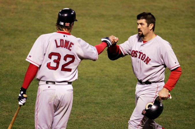 Lowe-and-varitek