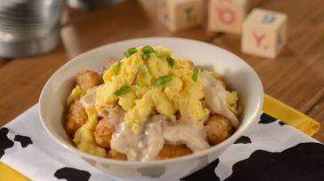 Woody's Lunch Box Breakfast Bowl