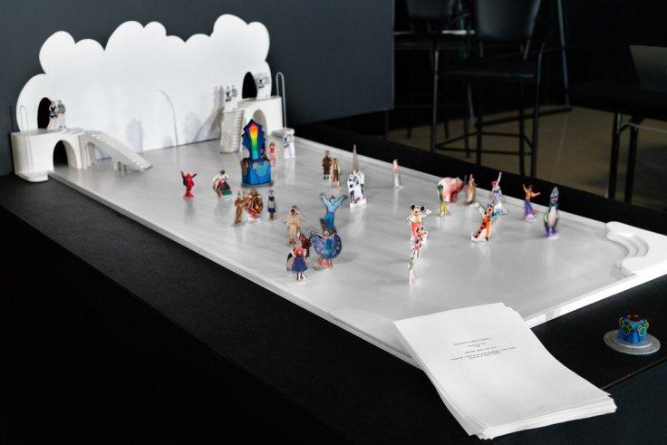 Disney On Ice Blueprint