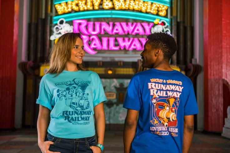 Runaway Railway Shirt