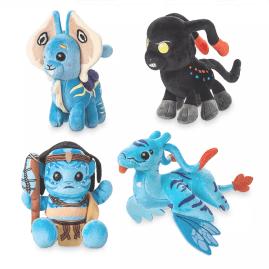 Disney Parks Wishables Mystery Plush Pandora The World of Avatar Series