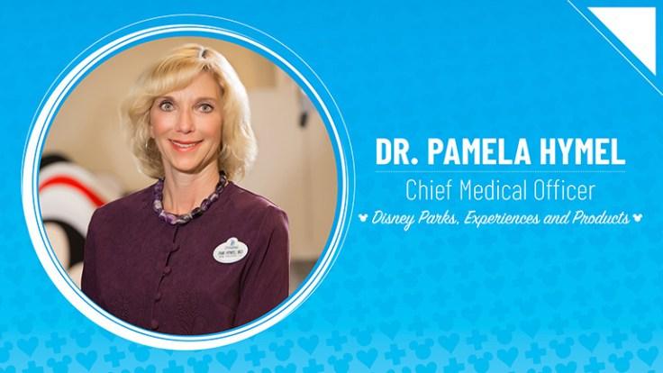 Dr. Pamela Hymel Disney Parks