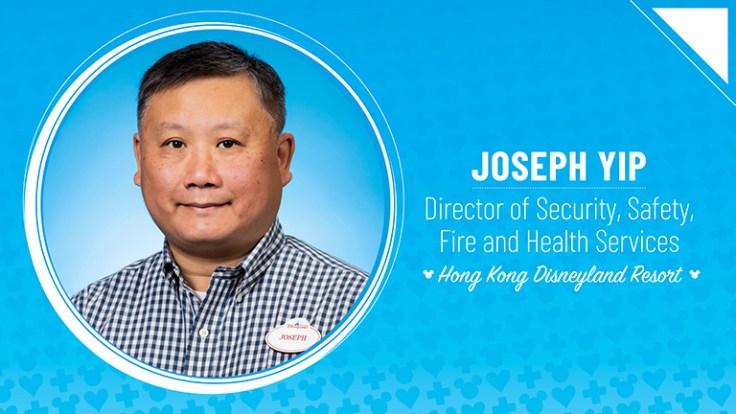 Joseph Yip Hong Kong