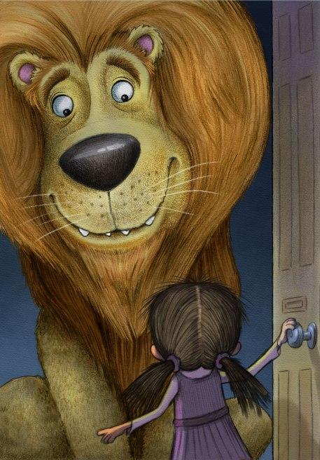 lion-at-my-door-davidbucs