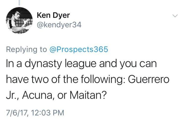 kendyer34 tweet