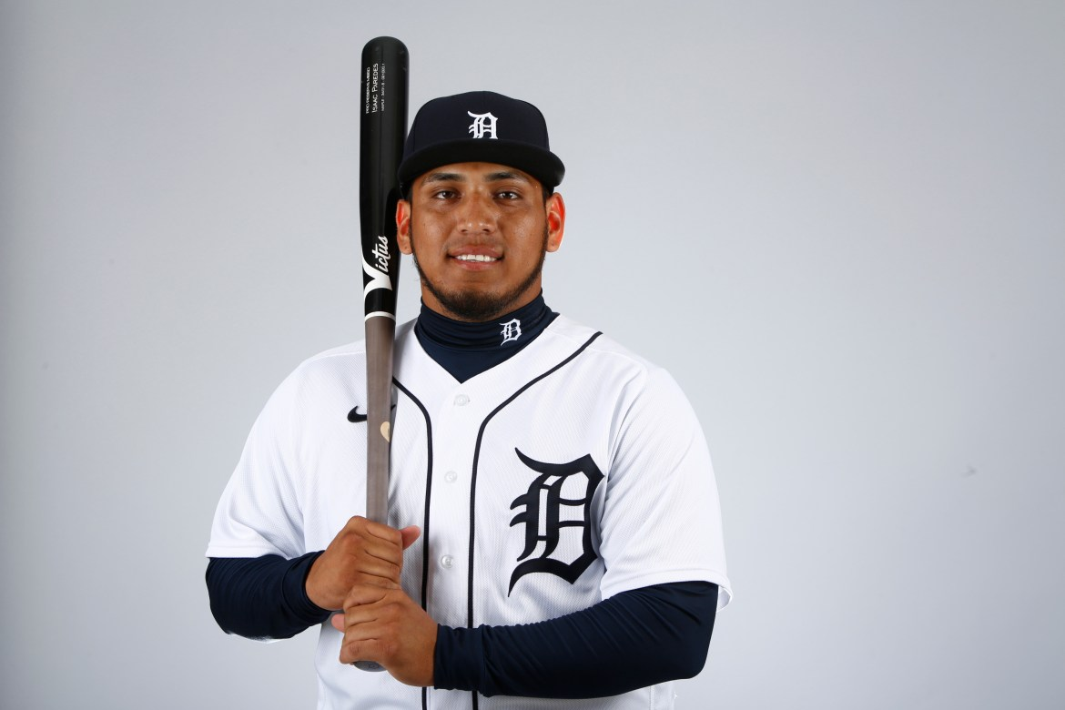 Prospect Profile: No.6 Prospect Tigers INF Isaac Paredes
