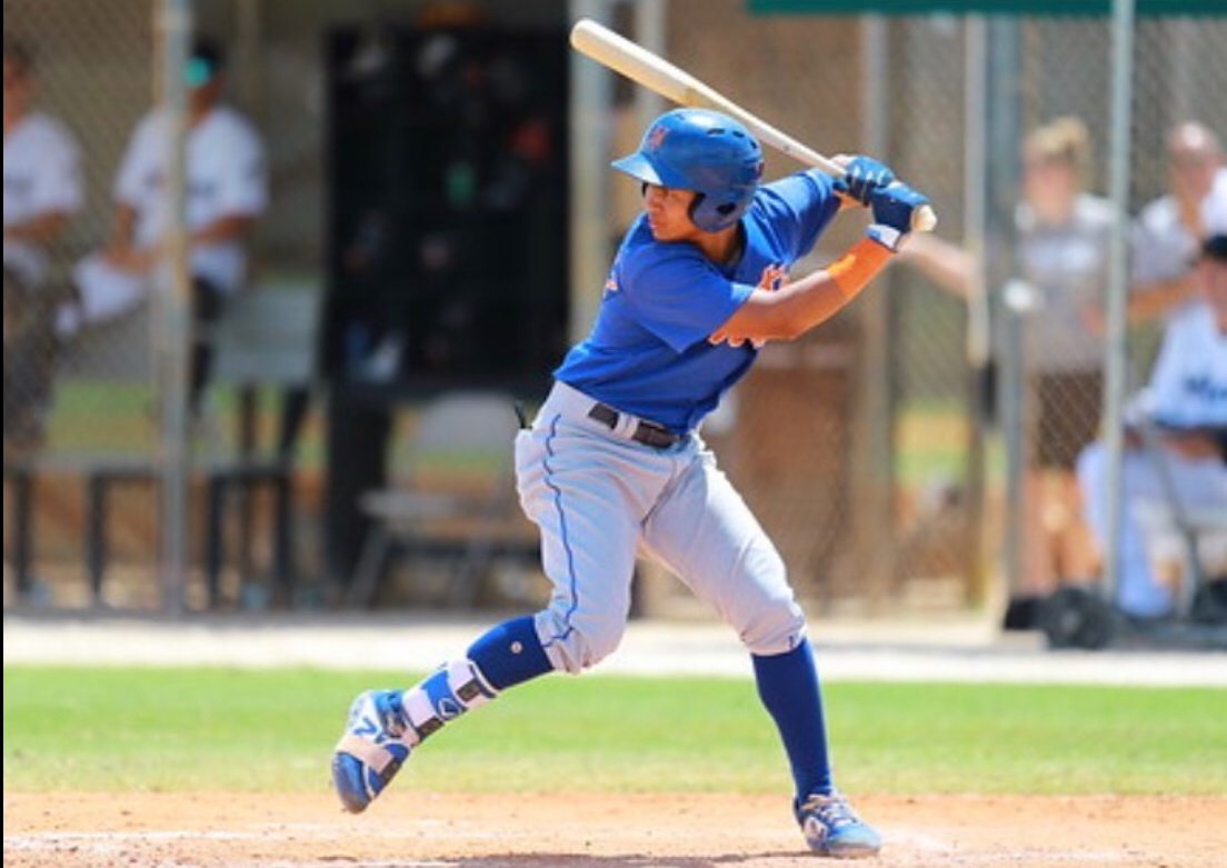 Endy Rodriguez – Scouting Report: Mets Prospect